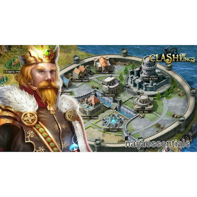 Download Clash Of Kings MOD APK Unlimited Money For Android and Iphones