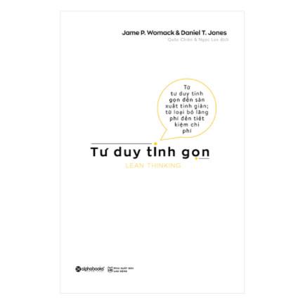 Tư Duy Tinh Gọn ebook PDF-EPUB-AWZ3-PRC-MOBI