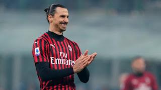 Zlatan Ibrahimovic Set to pen new 12-month deal with AC Milan