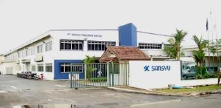 PT Sansyu Precision Indonesia - Operator Produksi