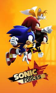 تحميل لعبة Sonic Forces مهكرة للاندرويد , تحميل لعبة Sonic Forces ,تحميل لعبة Sonic Forces مهكرة آخر اصدار  2.16.3