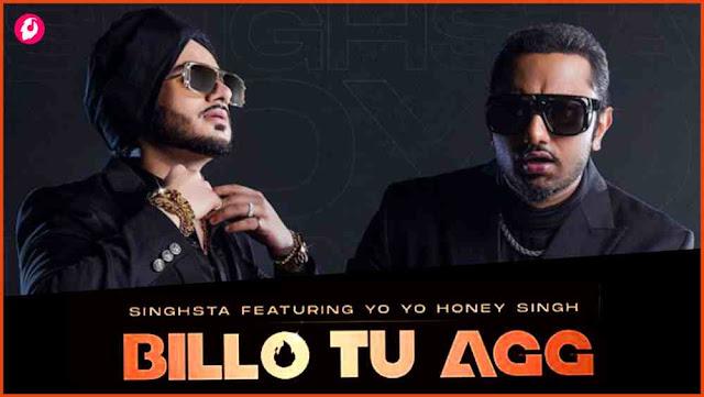 Billo Tu Aag Lyrics