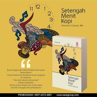 Buku Antologi Noviyana Shiali