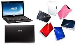 Laptop Notebook Asus