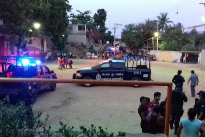 Acapulco: grupo armado irrumpe en una cancha de futbol y ataca a los jugadores; hay 3 muertos