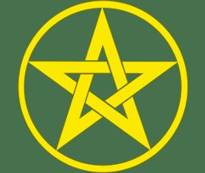 Pentagrama: Equilíbrio Celta