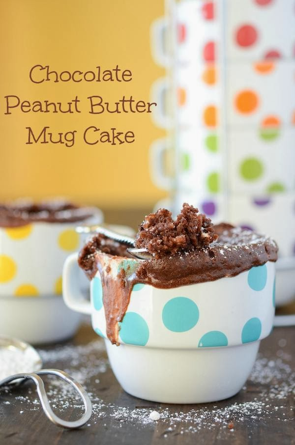 Interior Design: 13 Easy Microwave Mug Cakes Week 9 ...