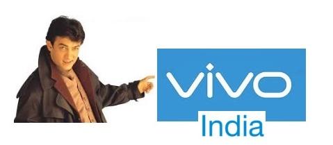 Amir Khan Becomes The Brand Ambassador of Vivo India