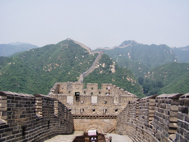 The Great Wall China