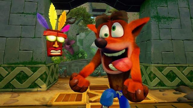لعبة Crash Bandicoot N. Sane Trilogy تحصل على موعد نهائي لإصدارها في جهاز السويتش