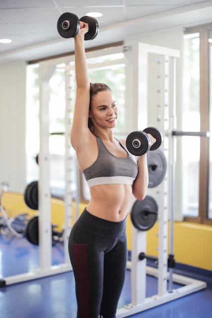 Bodybuilding And Weight training  - Key To Muscle Growth