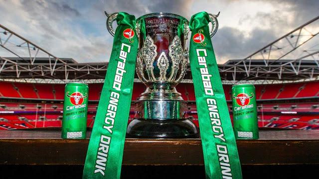 Carabao Cup quarter-final fixture 2020/21 - footballway