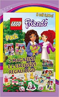 Lego Friends Pack 1 Di AA.VV. PDF