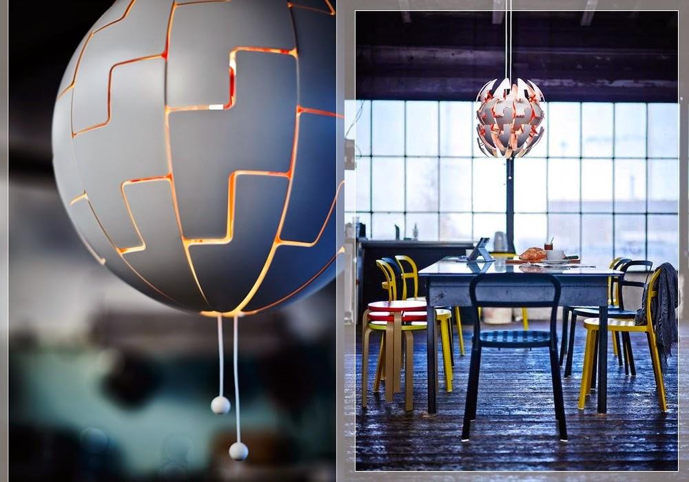 pin lampa ikea ps maskros on pinterest. Black Bedroom Furniture Sets. Home Design Ideas