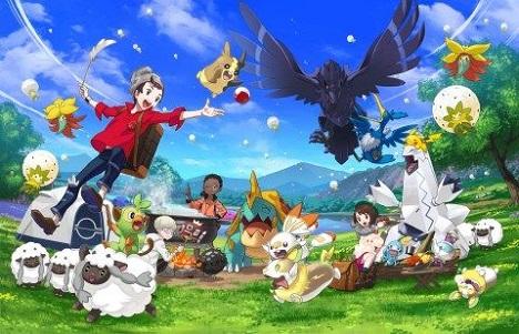 Pokémon Sword and Shield - Accolades Trailer