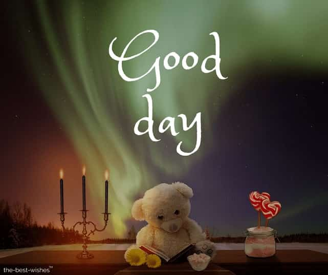 have a good day teddy bear images