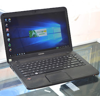 Laptop Toshiba Satellite C800D AMD E1-1200