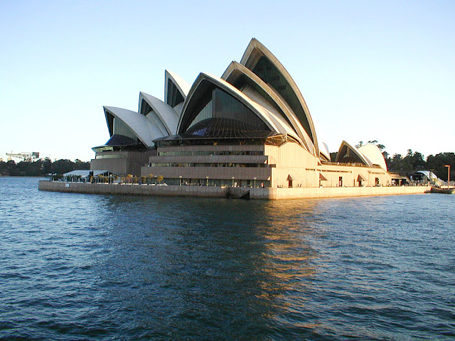 Sydney Opera House, Australia. Photographed by Susan Walter. Tour the Loire Valley with a classic car and a private guide.