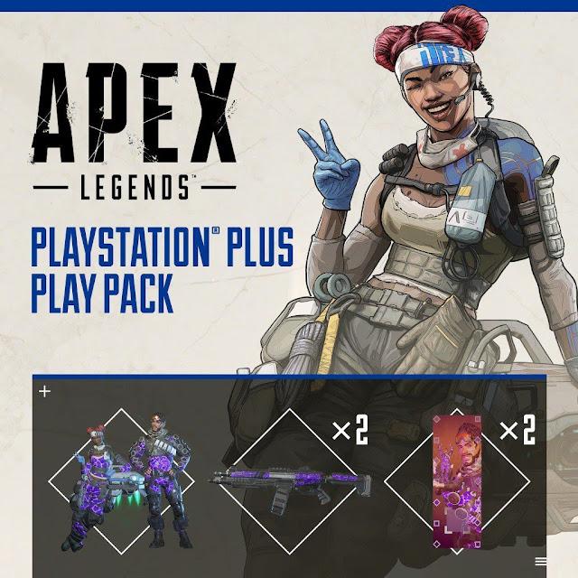 Apex Legends: Bonus δωρεάν περιεχόμενο για τους PS Plus συνδρομητές