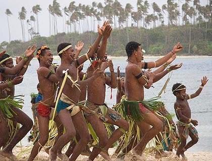 new guinea tribe semen