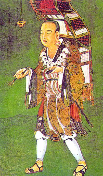 Xuanzang (Hsuan-tsang) - Chinese Buddhist Monk