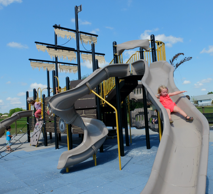 Arc Park, Brevard County Playgrounds
