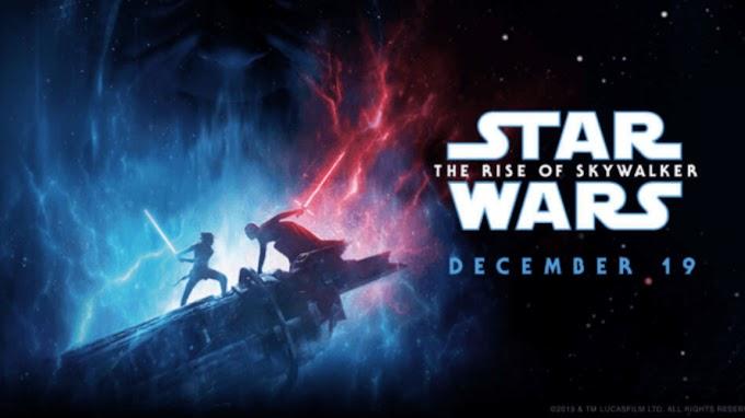 Otro final: Star Wars. Episodio IX. The Rise of Skywalker