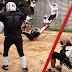 Times de fut americano de Jundiaí entram na nova onda: Mannequin Challenge