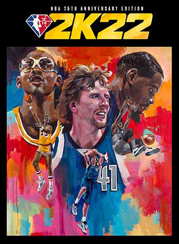 تحميل لعبة NBA 2K22