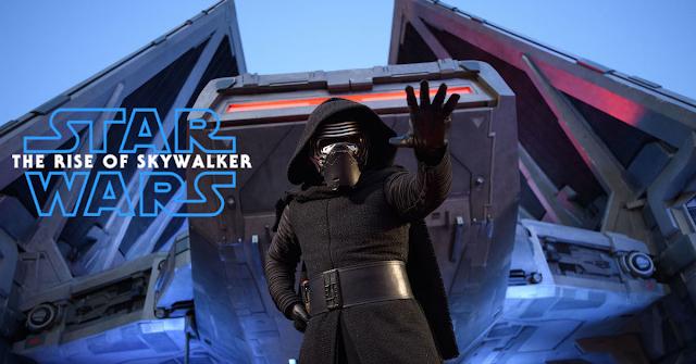 Trwają dokrętki do Star Wars: The Rise of Skywalker?