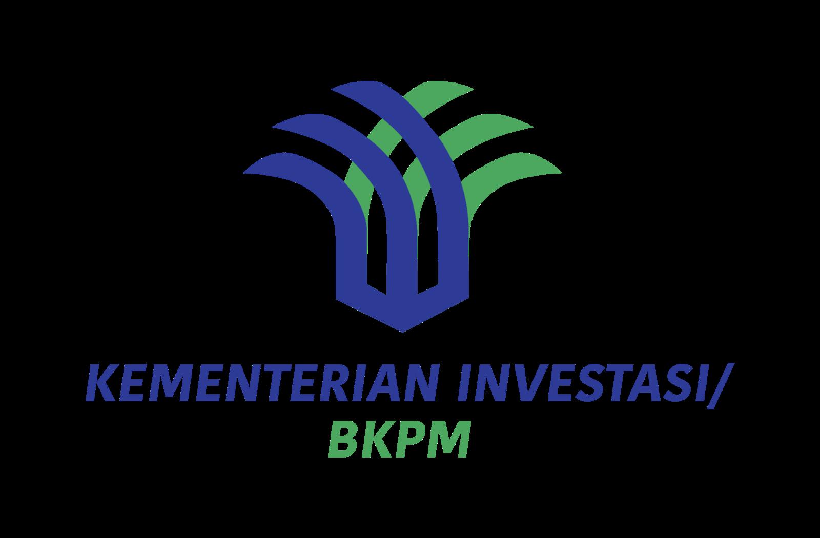 Logo Kemeterian Investasi Format PNG