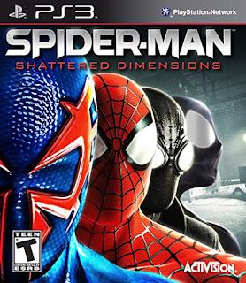 Spider-Man Shattered Dimensions PS3 Torrent
