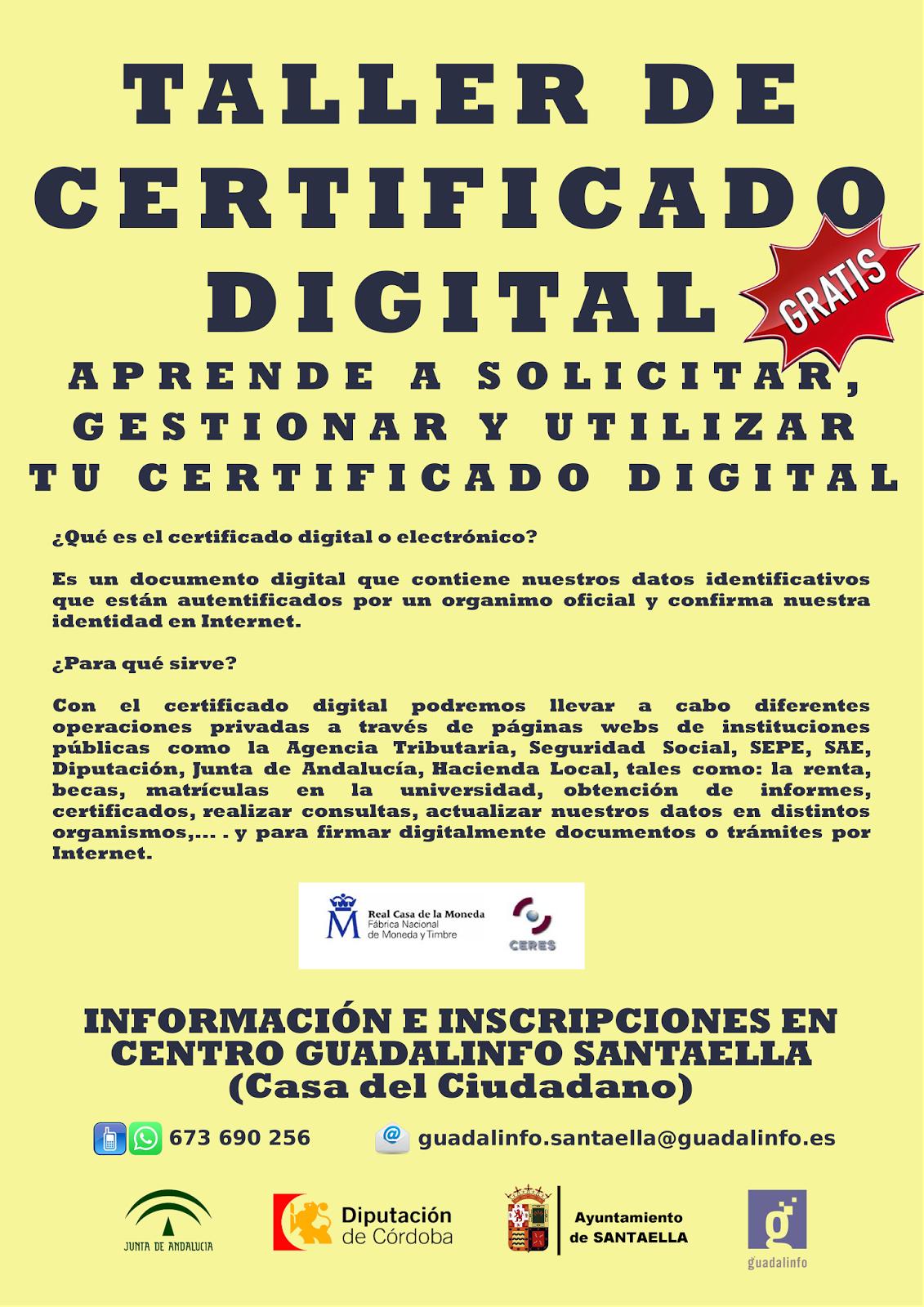 Centro guadalinfo santaella aprende a realizar tus for Oficina virtual de la agencia tributaria