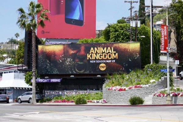 Animal Kingdom season 3 billboard