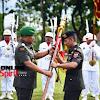 Pangdam Hasanuddin,Pimpin Sertijab Danyonkav-10/Mendagiri dan Danyonarhanudse-16/Maleo