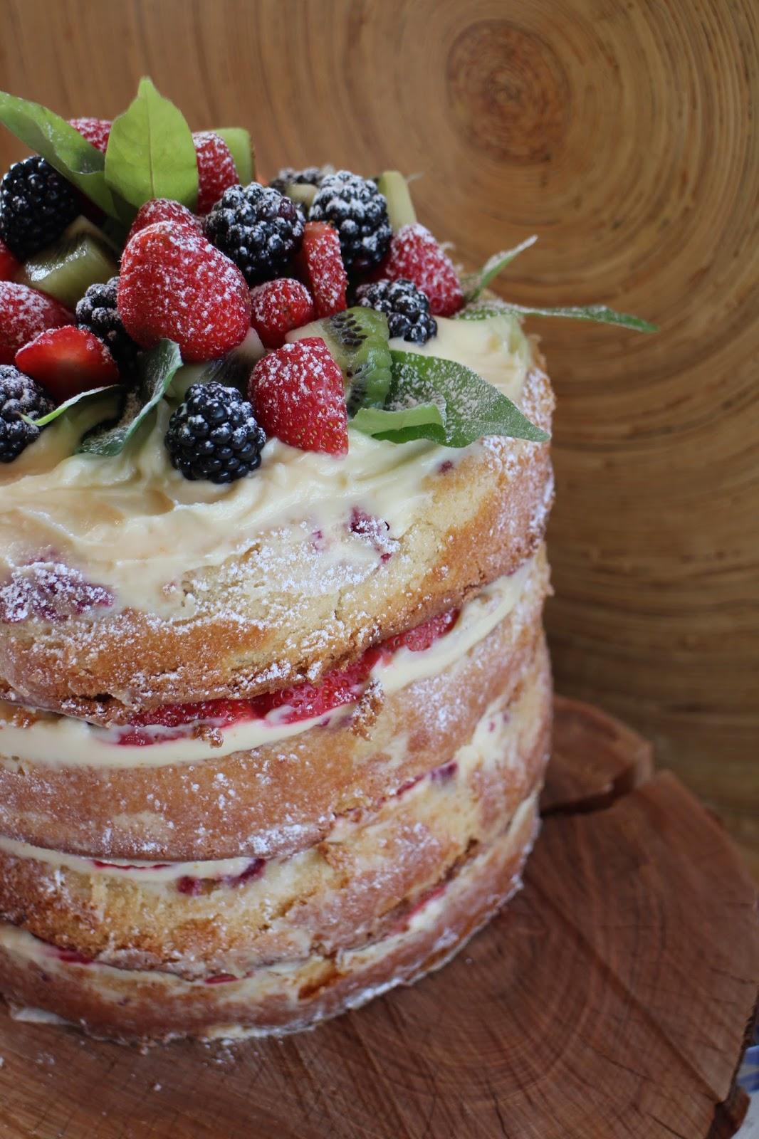 naked-cake-de-vainilla-y-frambuesa, vanilla-raspberry-naked-cake