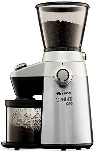 DeLonghi Ariete Conical Burr Electric Coffee Grinder