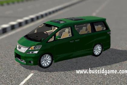 Mod Mobil Toyota Vellfire v2 By NanoNanoID