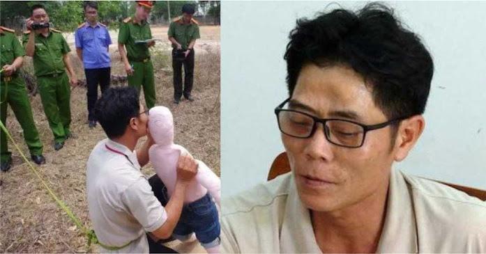 Bé gái 5 tuổi bị xâm hại, bóp cổ đến chết: Vợ hung thủ tiết lộ thêm tình tiết mới
