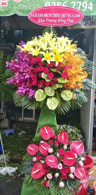 hoa tuoi quan trung quan 12