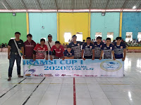 Ikamsi Futsal Cup I 2020 Sukses Digelar, Panitia: Terima Kasih