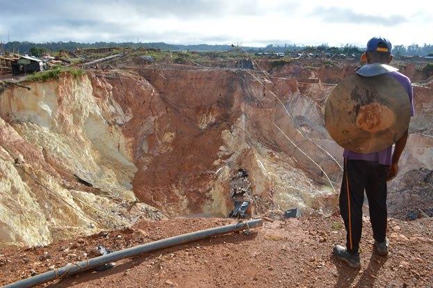 Logro chavista: Arco Minero podría ser el desastre ecológico más grande de América Latina