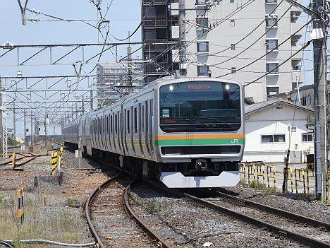 【ダイヤ改正で廃止!】上野東京ライン 東海道線内アクティーE231系