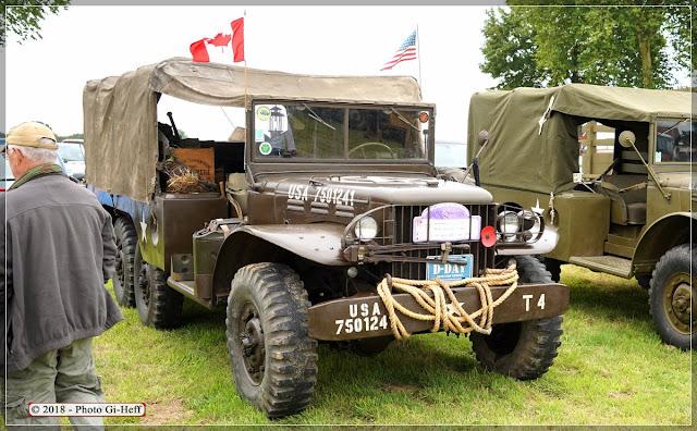militaire Dodge, WC63.