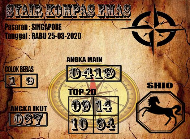 SYAIR SINGAPORE 25-03-2020