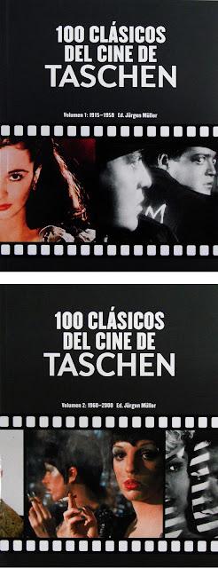 100 Clásicos del Cine de Taschen