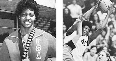Lusia Harris, first woman to play in the NBA