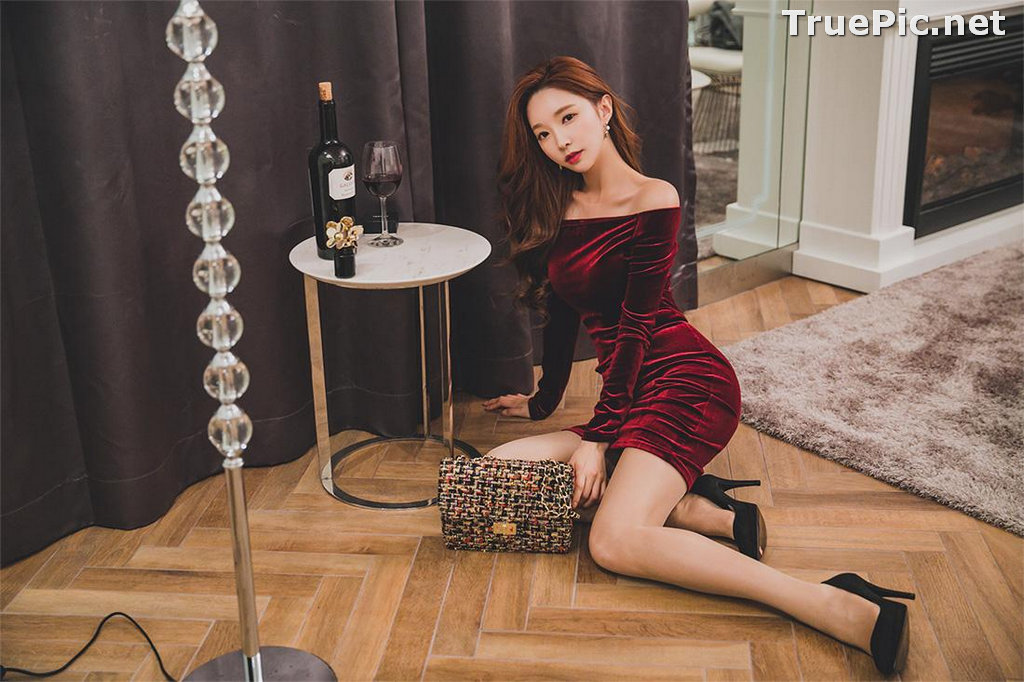 Image Korean Beautiful Model – Park Soo Yeon – Fashion Photography #12 - TruePic.net - Picture-34