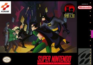 Jogo online The Adventures of Batman & Robin Snes