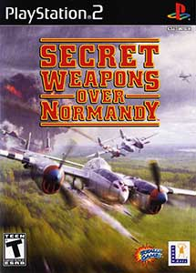 Secret Weapons over Normandy Ps2 ISO (Ntsc-Pal) (MG-MF)